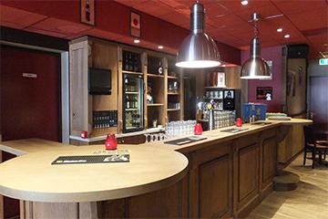 Feestcafé bar